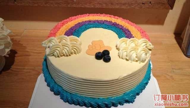 蛋糕设计_双层水果蛋糕设计图片_蛋糕logo设计
