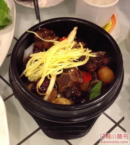 食谱烧人参,a食谱牛尾羊肉烧人参牛尾【上海好价格可以煲羊肚菌吗图片