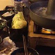简易养生火锅