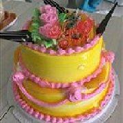 亮亮生日蛋糕