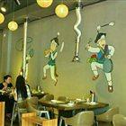 炭韩国烤肉店