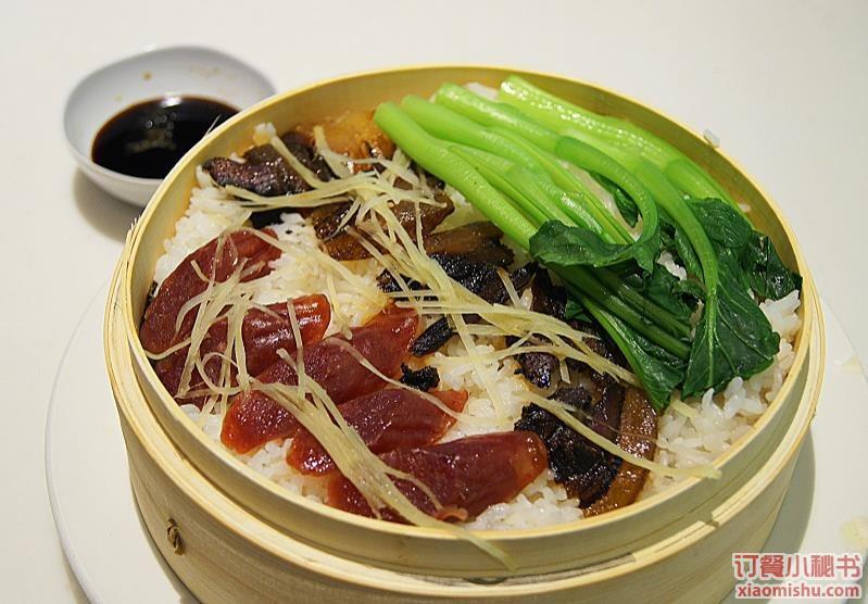 嘉定区 安亭 茶餐厅 吉旺港式餐厅 安亭店 菜品 腊味笼仔饭图片