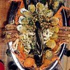 蛙kao炭烧牛蛙干锅和海鲜 亚龙湾店