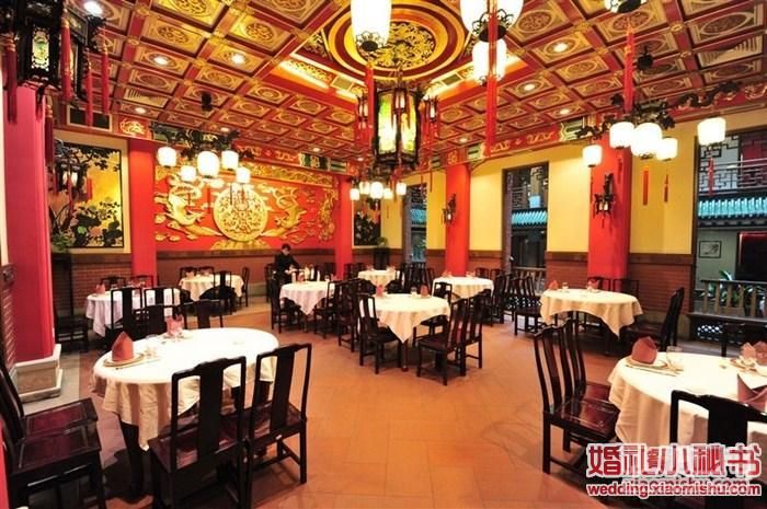 中式婚礼引领潮流—梅龙镇酒家