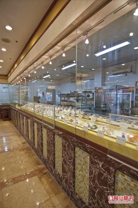 舒友海鲜大酒楼 虹口店_餐厅明档区 12图片_上海_订餐