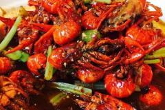 水产路站 上海虾满堂
