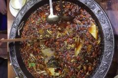 三和重庆美蛙鱼头火锅