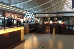 浦东国际机场站 Cafe Deco