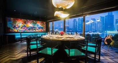 上海滩餐厅(BFC外滩金融中心店) 图片